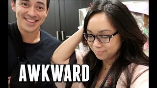 THIS AWKWARD THING HAPPENS TO ME ALL THE TIME! -  ItsJudysLife Vlogs