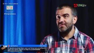Ciclo Entrevistas AsAECA: José Luis Torres Leiva-Martín Iparraguirre-Iván Pintos #UNQtv - en vivo