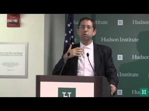 U.S.-China Energy Cooperation Lunch Session with Remarks by Gal Luft