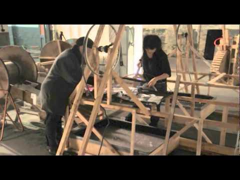 Paperpoo Machine Design Academy Eindhoven