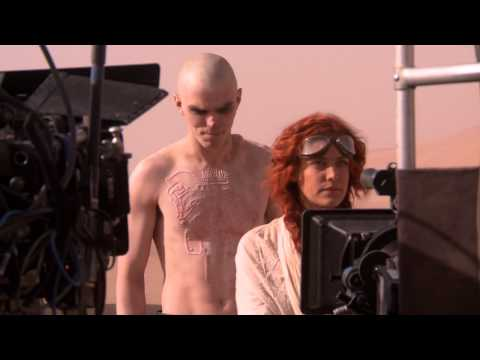 Mad Max: Fury Road: Behind the Scenes Movie Broll 3- Tom Hardy, Charlize Theron