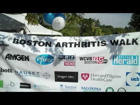 Epsom Salt Council Helps at the Boston Arthritis Walk.mov