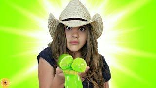 Slime Prank!  Slime Farm - Funny Skit!