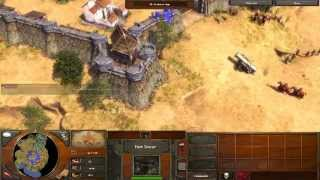 Age of Empires 3 - 01 - Breakout Walkthrough Gameplay PC