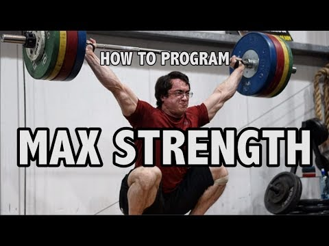How To Program For MAX STRENGTH | Part 2