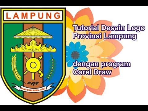 Tutorial Desain Logo Provinsi Lampung dengan Corel Draw ...