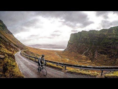 Road Cycling The Applecross Peninsula