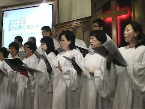 WSCCC Church Choir - In His Time