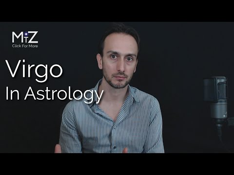 Virgo in Astrology - Meaning Explained