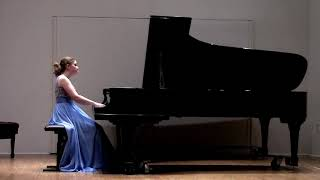 Chopin Ballade No. 4 - Piano at Peabody by Jennifer Nicole Campbell