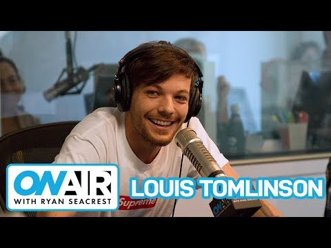 Louis Tomlinson Reveals 1 or 2 More Singles Coming Soon | On Air with Ryan Seacrest