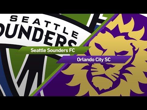 Highlights: Seattle Sounders vs. Orlando City SC | June 21, 2017
