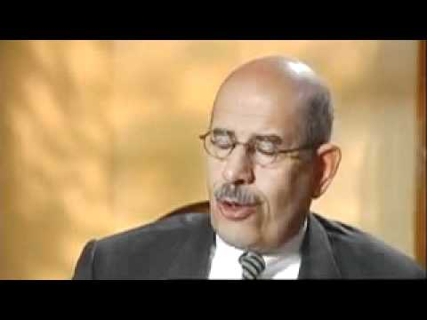 Mohamed ElBaradei on Iran Nuclear File, Mossadegh