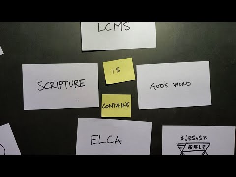 LCMS Vs ELCA, What's The Difference?