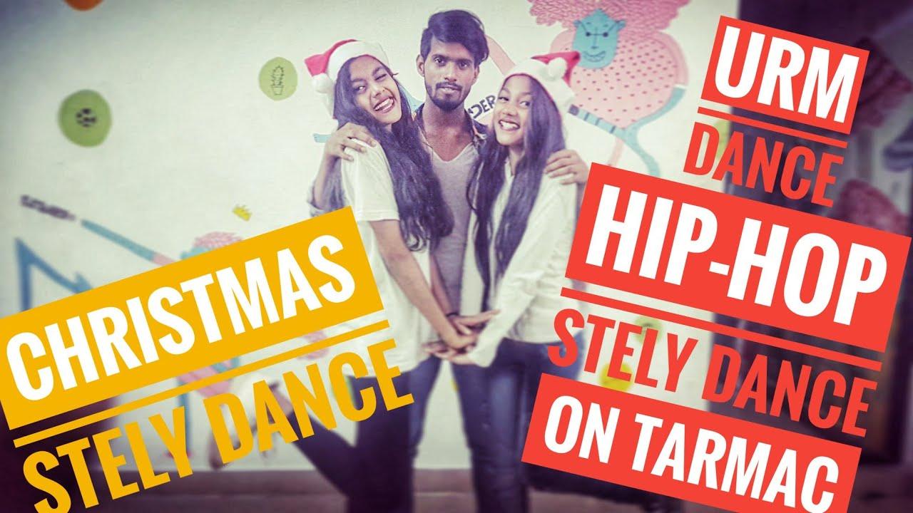 Christmas Hip-hop Dance | Jingle Bells ( Official video) URM DANCE #20mforcarry - YouTube