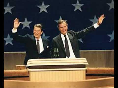 Ronald Reagan wins Re-Election 1984