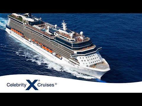 Vision Cruise | Celebrity Cruises | Leon Hand Interview