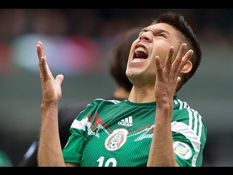 Los Mejores Goles de Oribe Peralta en el Hexagonal rumbo a Brasil 2014