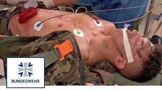 ILÜ 2019 : Vom Gefechtsfeld ins Krankenhaus – Sanitäter geben alles - Bundeswehr