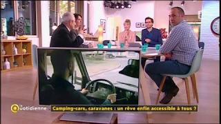Dossier du Jour - Camping-cars, caravanes : un rêve enfin accessible à tous ?