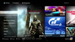 Ps3   How To Fix The Playstation Store Freezing Pr