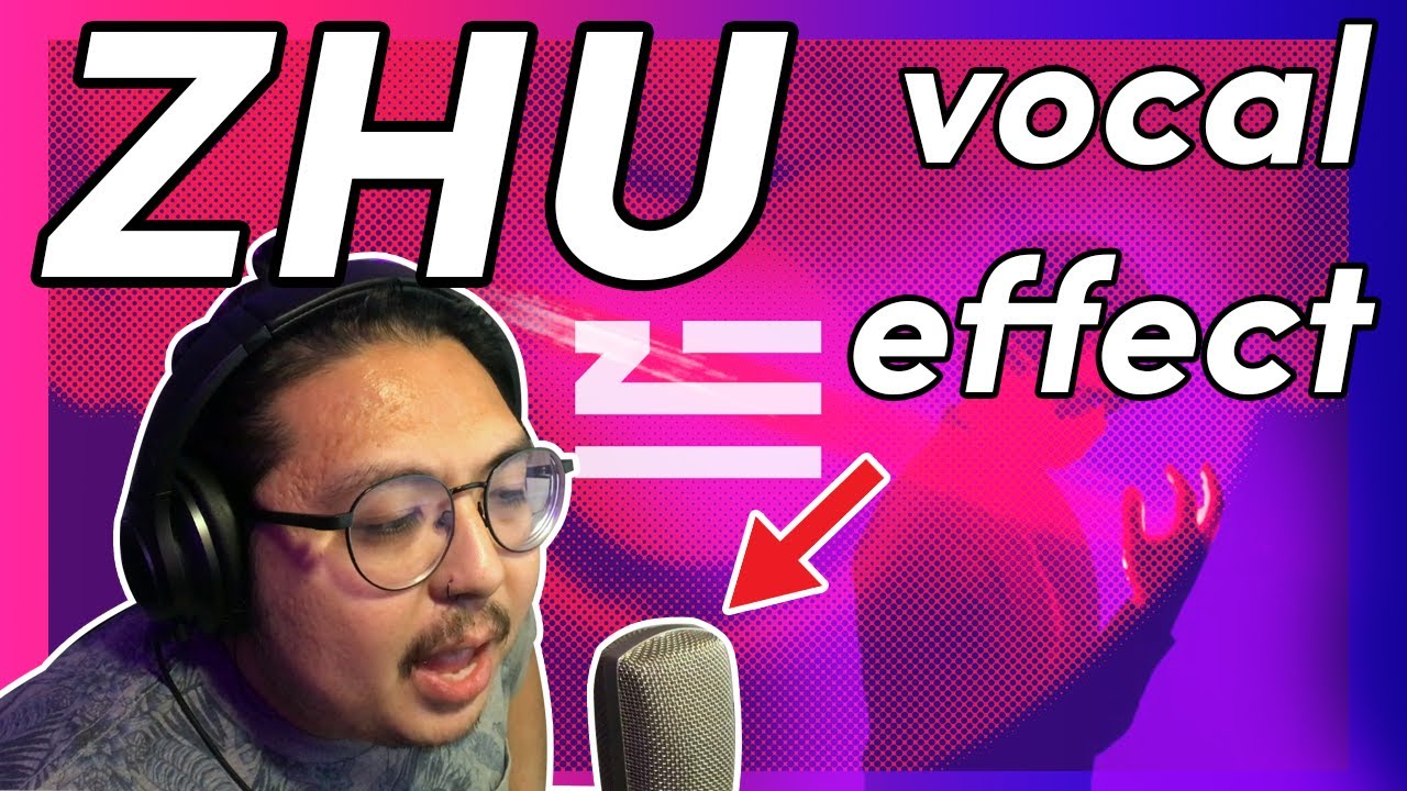 how to process vocals like ZHU (Deep Vocal Effect)   Ableton Tutorial