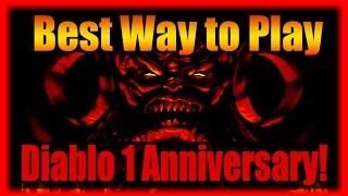 Best Way to Play Diablo 1 Anniversary Event in Diablo 3 - Gameplay Impressions PTR