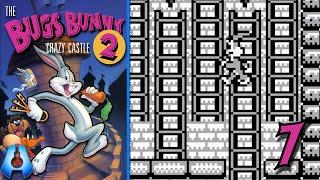 The Bugs Bunny Crazy Castle 2  Part 7  Confusion - Azure Plays