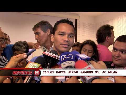 Carlos Bacca es nuevo jugador del AC Milan