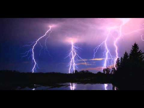 thunder and lightning sound effect youtube