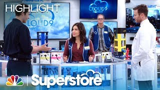 Superstore - Amys Dirty Laundry Episode Highlight