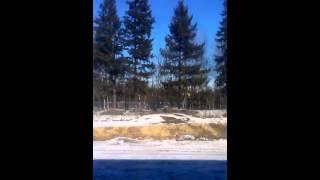 Электричка  от Екатеринбурга- Богданович(, 2015-02-25T15:10:53.000Z)