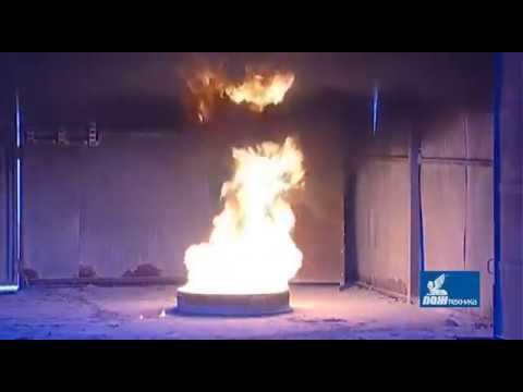 Модуль порошкового пожаротушения  МПП-5(з) МИГ А