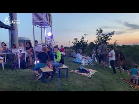 Michal Šindelář - Tu noc hořely, padaly hvězdy - Perseidy 2020