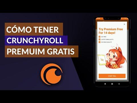 Cómo Tener Crunchyroll Premium Gratis