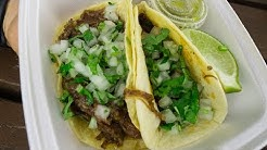 BEST tacos in DALLAS:  food review at Fuel City Tacos!