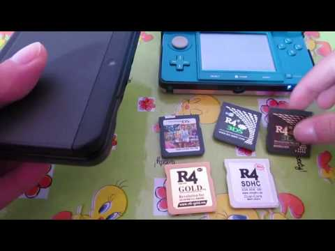 R4 Cards Tested on NEW 3DS & 3DS Ver 11.4.0-37E