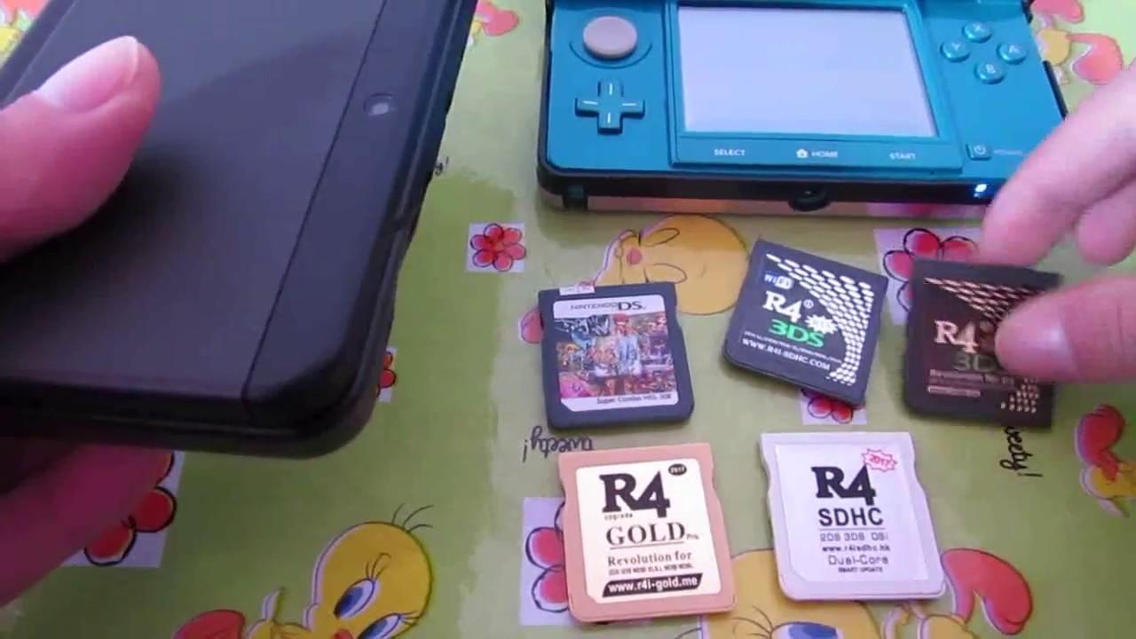 giochi su r4 nintendo ds
