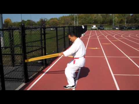 Judo Rubber Band Training Part 1