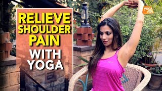 Office Yoga   Yoga To Relieve Shoulder Pain   Yoga Tak