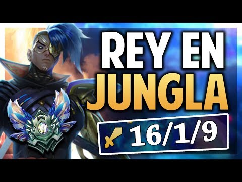 ¡NUEVA SKIN DE KAYN ODISEA! | DOMINANDO LA JUNGLA! | League of Legends