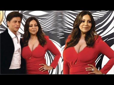 Sharukh Khan Grand Entry With @H0T Wife Gauri Khan | Dharmatic Entertainment Party