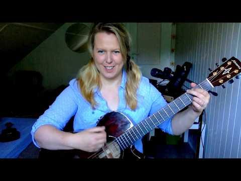 Sametová - ukázka lekce kytary