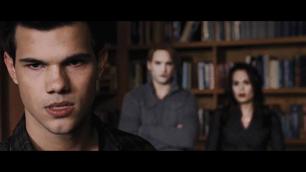 Twilight: Breaking Dawn (2011) Clip - HD Movie - Jacob & Carlisle