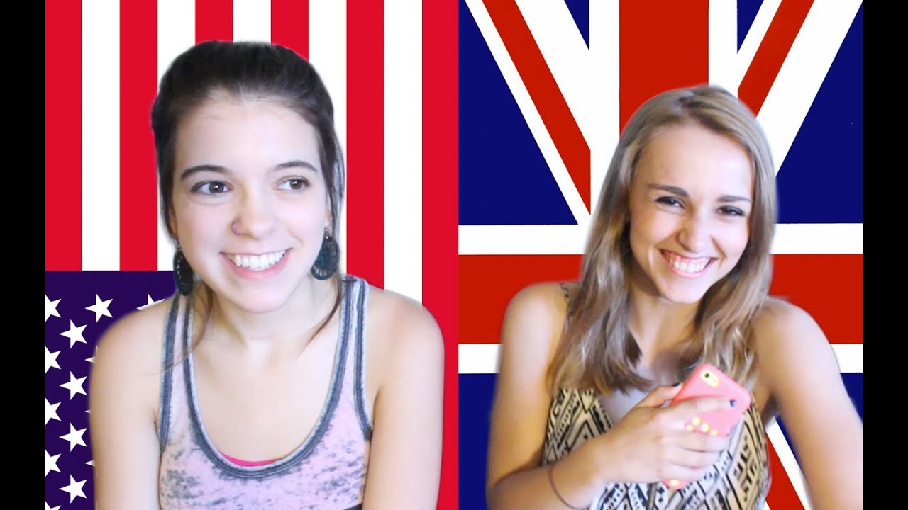 American dating a british girl