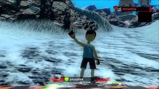 Adrenalin Misfits Tutorials, Downhill Slalom races Xbox 360 Kinect