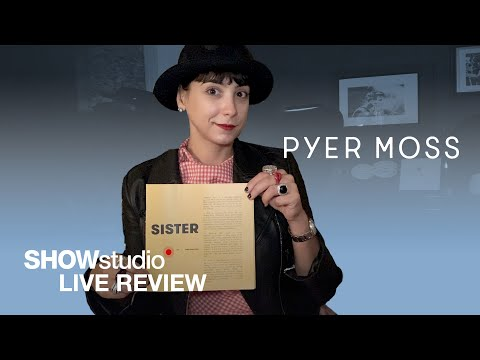 pyer-moss-spotlights-black-creatives-for-s/s-20-womenswear---live-review