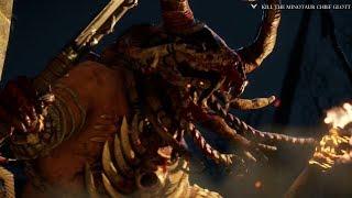 Ryse: Son of Rome - Chief Glott Boss Battle [1080p HD] | Xbox One