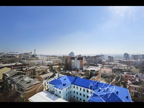 В центре Ростова 120м2 с панорамным видом