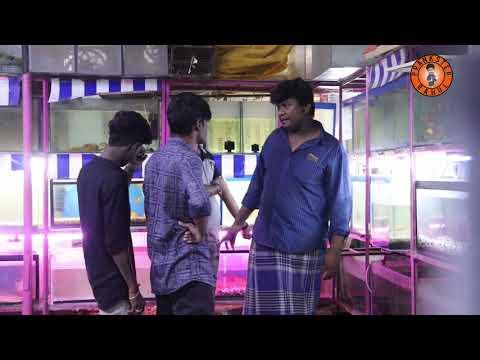 Fish Prank   Prankster Rahul   Tamil Prank   PSR 2020